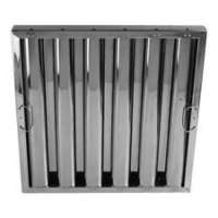 Stainless Steel Baffle Grease Filter Manufacturers