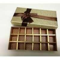 定制的巧克力礼品盒 制造商
