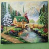 自然绘画 制造商