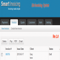 Invoicing System Manufacturers