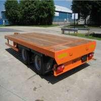集装箱拖车 制造商