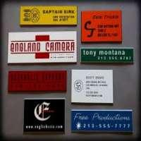设备标签 制造商