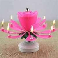 音乐蜡烛 制造商