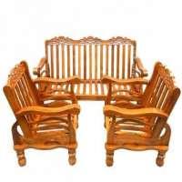木沙发组 制造商