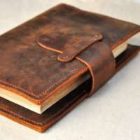 Leather Book Cover Manufacturers