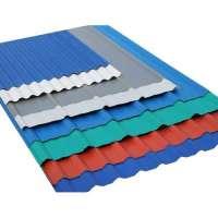 PVC瓦楞板 制造商