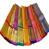 Polyester Cotton Sarees Importers