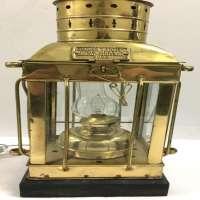 黄铜船灯 制造商
