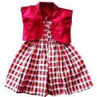 Kids Cotton Frock Manufacturers