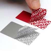 防篡改标签 制造商