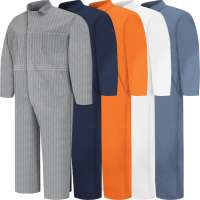 Cotton Coverall Manufacturers