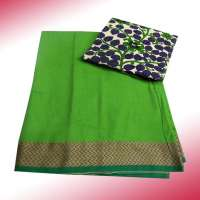 Jute Cotton Saree Manufacturers