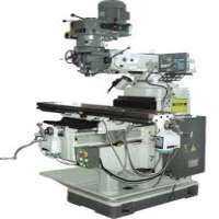 Turret Milling Machine Manufacturers