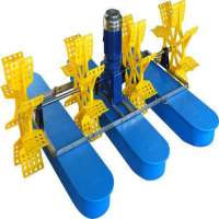 Paddle Wheel Aerator Manufacturers