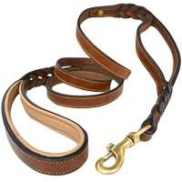 Leather Dog Leashes Manufacturers