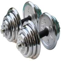 Chrome Dumbbell Manufacturers