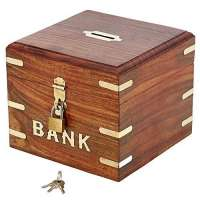 Wooden Coin Boxes Manufacturers