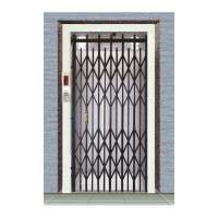 Elevator Collapsible Door Manufacturers