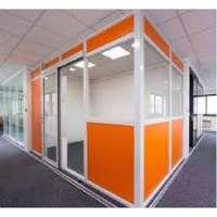 Aluminum Office Partition Manufacturers