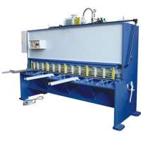 Metal Sheet Shearing Machine Manufacturers