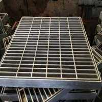 Mild Steel Grating Manufacturers