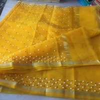 Pearl Work Saree Manufacturers