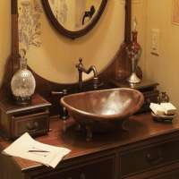 Copper Bathroom Sinks Manufacturers