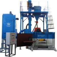 Swing Table Shot Blasting Machine Manufacturers