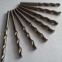 HSS Parallel Shank Twist Drills Manufacturers