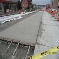 混凝土道路施工 制造商