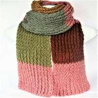 手工制作的围巾 制造商