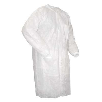 一次性无纺布实验外套 制造商