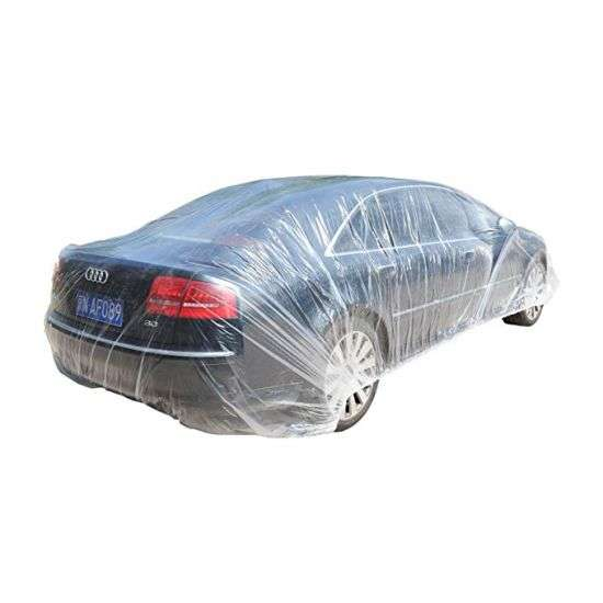 一次性塑料车罩 制造商