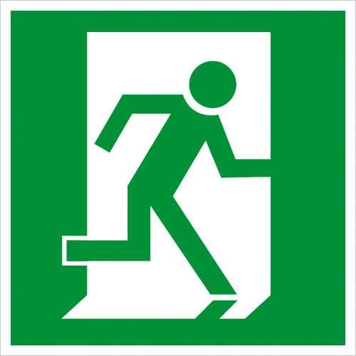 Escape Signages Manufacturers