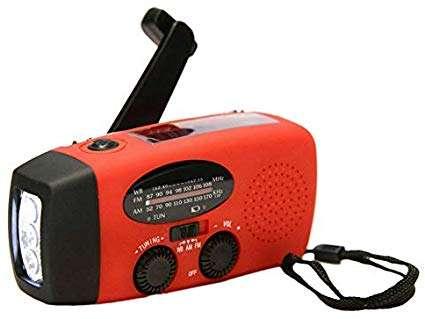 手摇发电机收音机 制造商