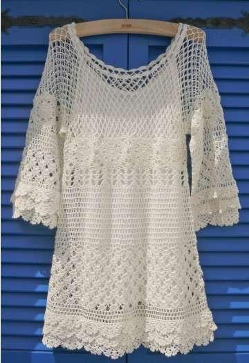 Hand Crochet Dress Manufacturers