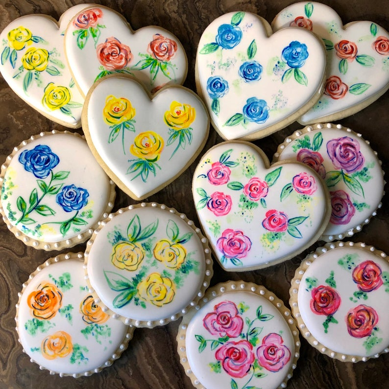 Hand Decorated Cookie Manufacturers