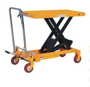 Hand Hydraulic Lift Table Manufacturers