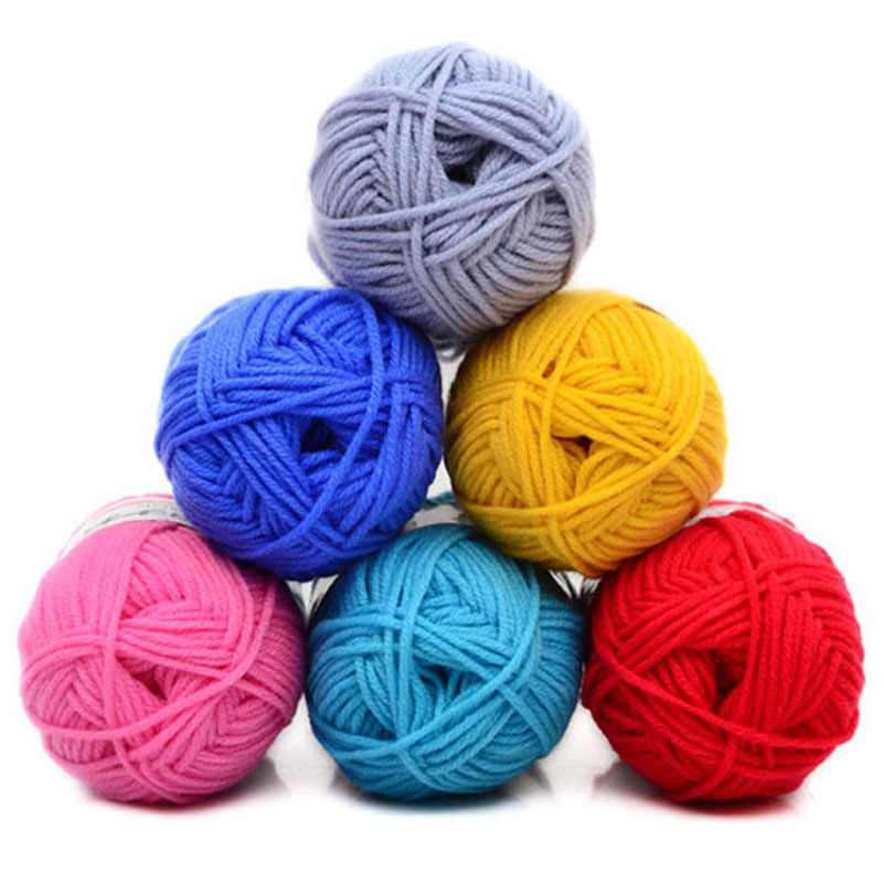 Hand Knitting Cotton Yarn Manufacturers