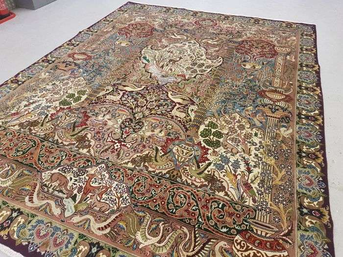 Hand Made Persian Rug Manufacturers