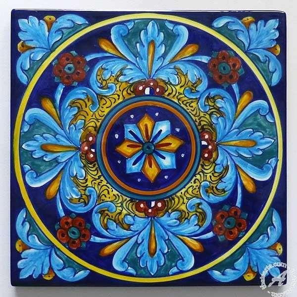 Hand Paint Ceramic Tile Manufacturers