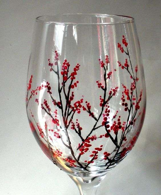 Hand Paint Glass Manufacturers