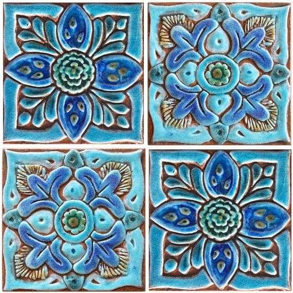 Hand Painted Art Ceramic Tile Manufacturers