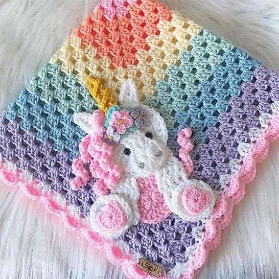 手工婴儿毯 制造商