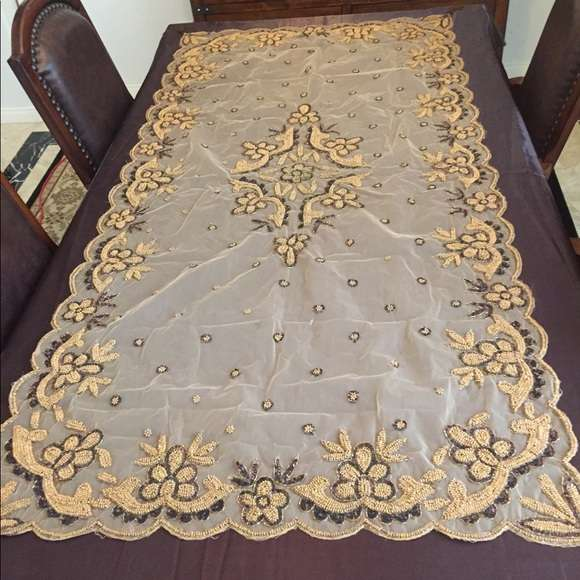 Handmade Bead Table Cloth Manufacturers