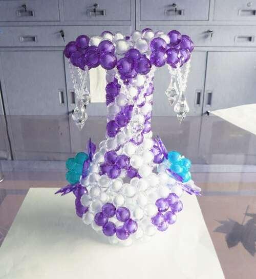 手工串珠花瓶 制造商