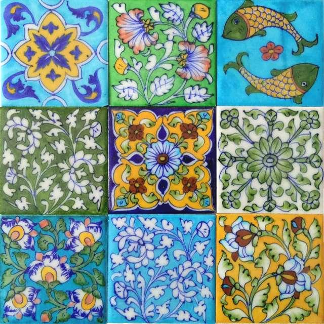 Handmade Ceramic Tile Manufacturers