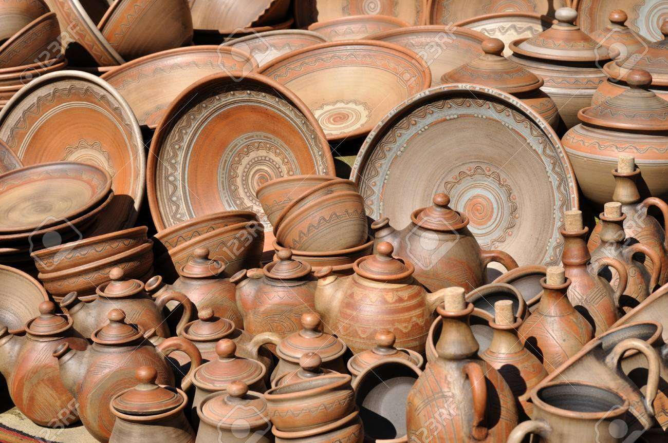 Handmade Clay Pottery Manufacturers