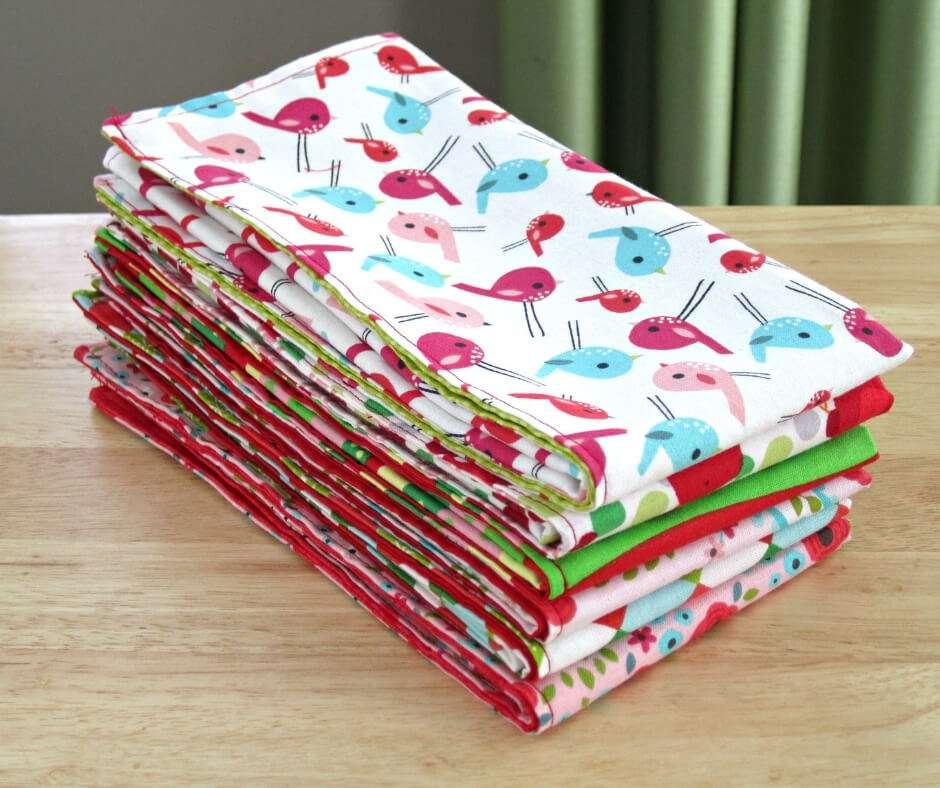手工布餐巾 制造商