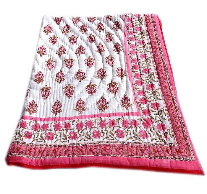 Handmade Cotton Quilt Manufacturers